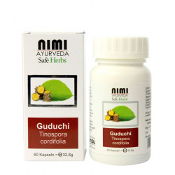 Nimi Bio Like Guduchi Capsules - 60 Pieces