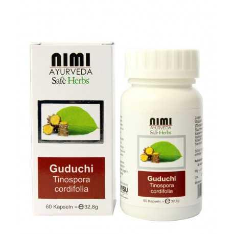 Nimi - Bio Guduchi Kapseln - 60 Stück