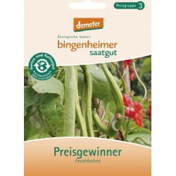 Bing Heimer - Seed Award Winners Fire Bean
