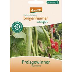 Bingenheimer De Semillas De Los Ganadores De Premios Feuerbohne