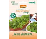 Bingenheimer - Saatgut Bunte Salatplatte, Samenplatte
