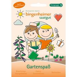 Bingenheimer - Saatgut Kinder Gartenspaß