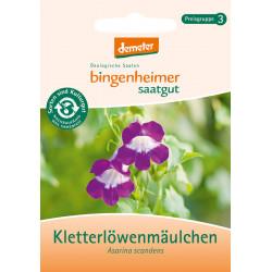 Bingenheimer De Semillas Kletterlöwenmäulchen