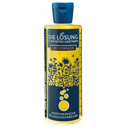 THE SOLUTION - chemical-free gardening In the summer - 250ml