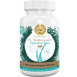 Dr. Niedermaier Spirulina Base granules - 100g