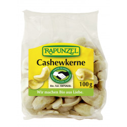 Rapunzel - Cashewkerne ganz - 100g