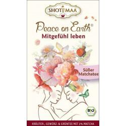 Shoti Maa - Mitgefühl leben - Süßer Matcha - 16x1,8g