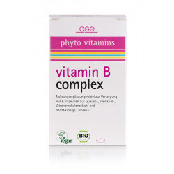 GSE - Bio Vitamina B Complex De 60 Comprimidos