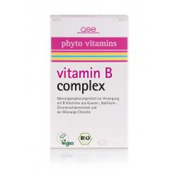 GSE - Bio, Vitamine B Complex - 60 Comprimés
