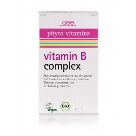 GSE - Bio Vitamin B Complex - 60 Tabletten