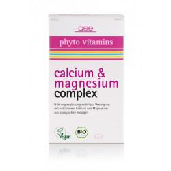 GSE - Bio Calcium & Magnésium Complex - 60 Comprimés