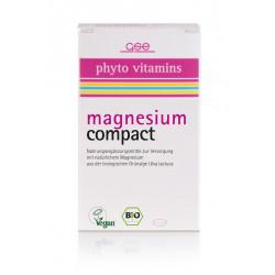 GSE - Bio Magnesium Compact - 60 Tabletten