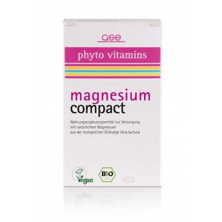 GSE - Bio Magnesio Compact 60 Comprimidos
