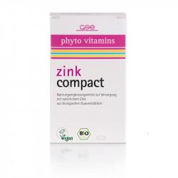 GSE - Bio Zinc Compact 60 Comprimidos