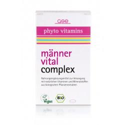 GSE - Bio Hombres Vital Complex - 60 Comprimidos