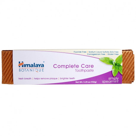 Himalaya - Complete Care Zahncreme, Simply Spearmint - 150g