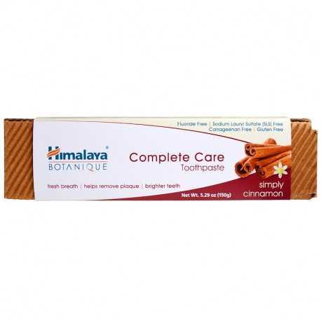 Himalaya - Complete Care Zahncreme, Simply Cinnamon - 150g