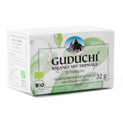 Guduchi - l'Équilibre BIO Thé avec Triphala - 20 Sachets de thé