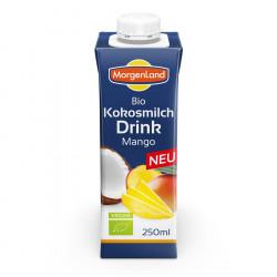 MorgenLand - Kokosmilch Drink Mango - 250ml