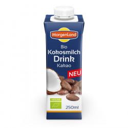 MorgenLand - Kokosmilch Drink Kakao - 250ml
