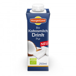MorgenLand - Kokosmilch Drink Pur - 250ml