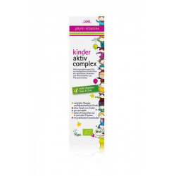 GSE organic kids Active Complex - 330 ml