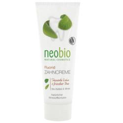 neobio - Zahncreme mit Fluorid - 75ml