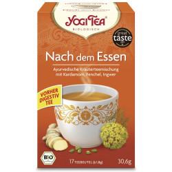 Yogi Tea - Después de la Comida, el Té Orgánico, Aufgussbeutel de 17St