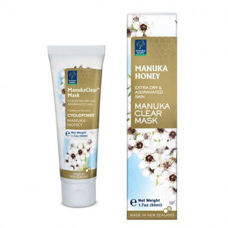 Manuka Health - Clear Maske - 50ml