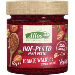 Allos - Cour Pesto de Tomate Noix - 125g