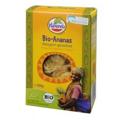 Flores Farm morceaux d'ananas - 90g