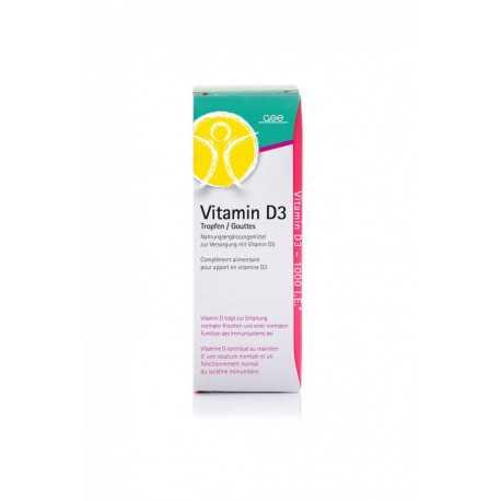 GSE - Vitamin D3 Tropfen - 50ml