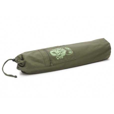 Yogistar - Yogatasche Ganesha - Baumwolle - Olive