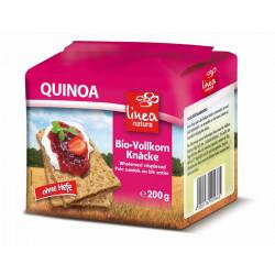 Linea natura Quinoa whole grain Crispbread - 200g