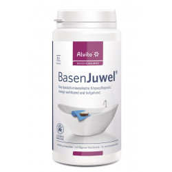 Alvito - BasenJuwel Körperpflegesalz - 400g