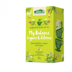 Allos - My Balance ginger & lemon 35g