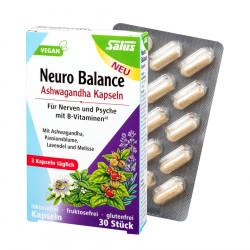Salus - Neuro Balance Ashwagandha Kapseln - 30 Kapseln