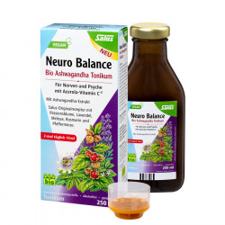 Salus - Neuro Balance Ashwagandha Bio Tonique - 250ml
