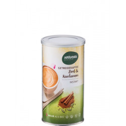 Naturata grain coffee, cinnamon and cardamom 125g