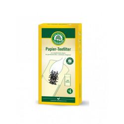 El Árbol De La Vida - Papierteefilter Tamaño 4 - 100 Unidades