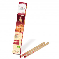Biosun Ear Candling-Traditional - 10-Piece