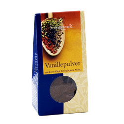 Sonnentor - Vaniglia in Polvere bio - 10g
