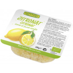 Rapunzel - Candied lemon - 100g