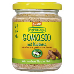 Rapunzel - Gomasio, sesame seeds, and sea salt - 100g
