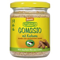 Rapunzel - Gomasio with turmeric - 100g