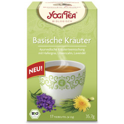 Yogi Tea - Basique Herbes Bio - 17St