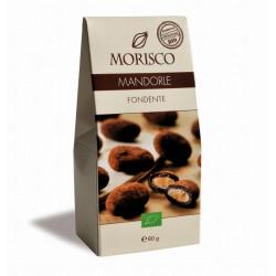 Morisco - Mandeln und dunkle Schokolade - 80g