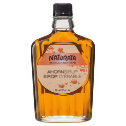 Naturata - maple syrup grade C, strong - 250ml