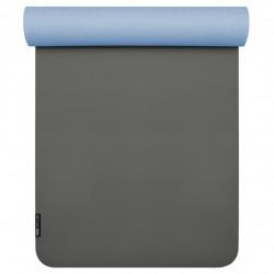 Yogistar - Tapis de yoga Yogimat PRO - Anthracite bleu clair