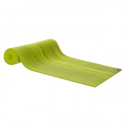 AKO de Yoga Tapis de yoga de Luxe Vert jaune